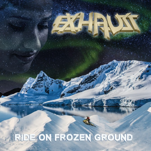 RIDE ON FROZEN GROUND | CD-ALBUM | 2018