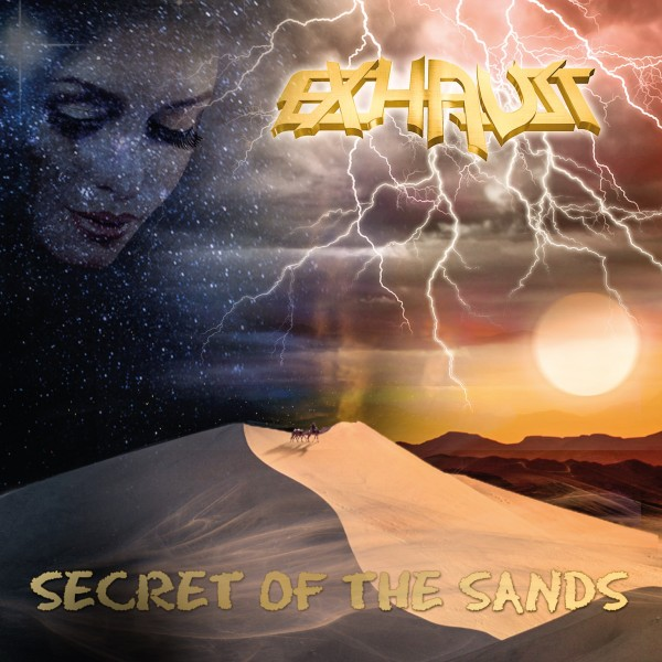 SECRET OF THE SANDS | CD-ALBUM | 2015
