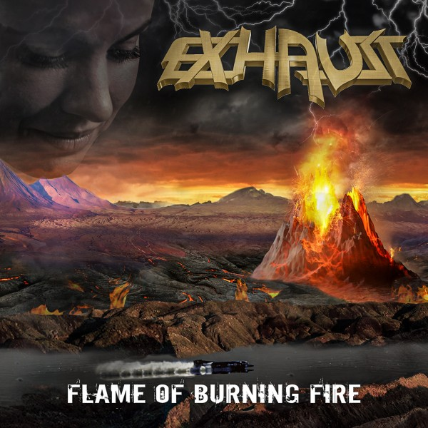 FLAME OF BURNING FIRE | CD-ALBUM | 2020